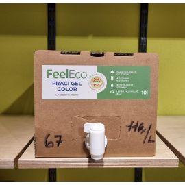 Prací gel na barevné prádlo Feel Eco 1 L - BEZOBAL