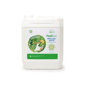 Prací gel na bílé prádlo Feel eco 5L
