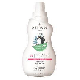 Prací gel pro děti bez vůně Attitude 1050ml