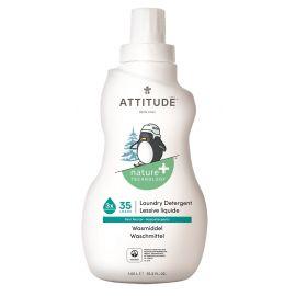 Prací gel pro děti s vůní hruškové šťávy Attitude 1050 ml