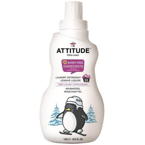 Prací gel pro děti s vůní Sweet Lullaby 1050 ml Attitude