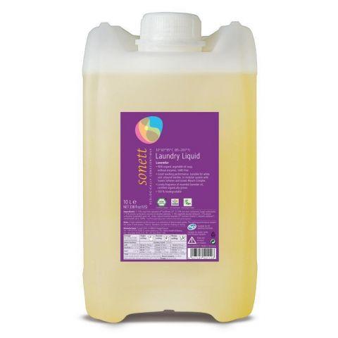 Prací gel na bílé a barevné prádlo Sonett 10 L