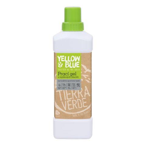 Prací gel Sport s koloidním stříbrem Tierra Verde 1L