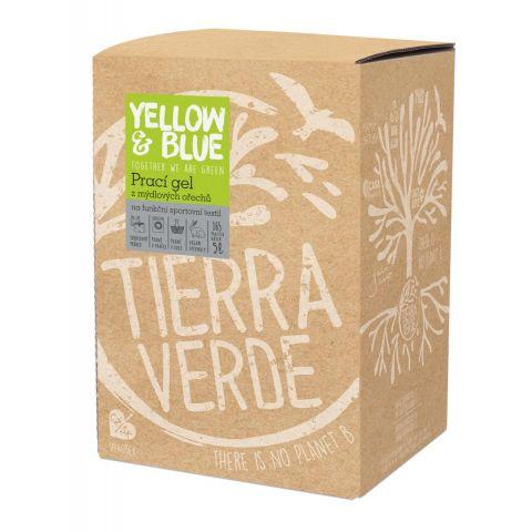 Prací gel sport Tierra Verde 5l