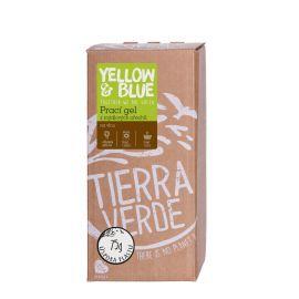 Prací gel z mýdlových ořechů na vlnu Tierra Verde 2 l