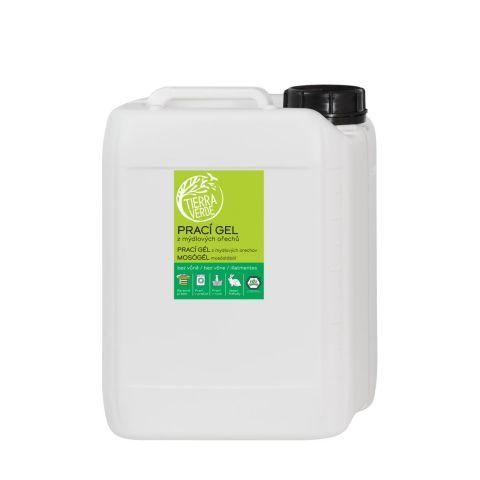 Prací gel z mýdlových ořechů Tierra Verde 5L
