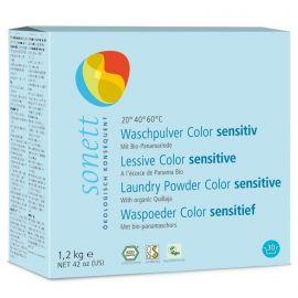 Prací prášek na praní Color Sensitive Sonett 1,2 kg
