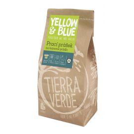 Prací prášek z mýdlových ořechů na barevné prádlo Tierra Verde 850 g