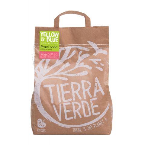 Prací soda - těžká soda, uhličitan sodný Tierra Verde 5 kg