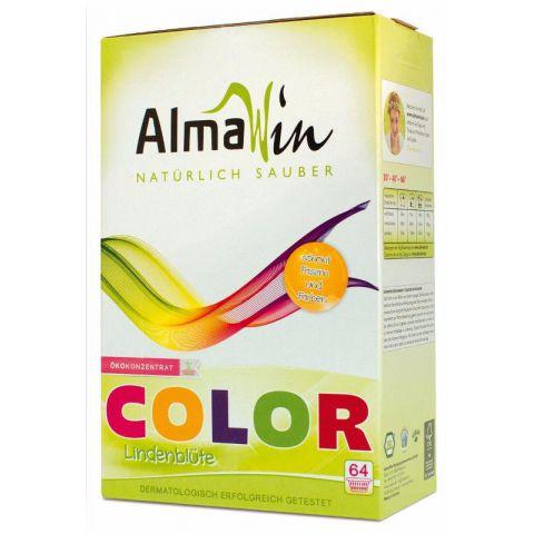 Prášek na praní - barevné a jemné prádlo AlmaWin 2000 g