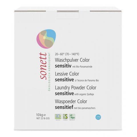 Prášek na praní COLOR - Sensitive Sonett 10 kg