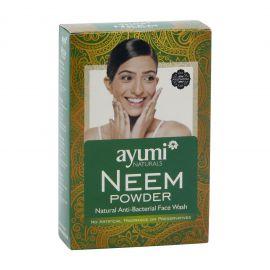 Prášek NEEM-antibakteriální přípravek na obličej Ayuuri 100g