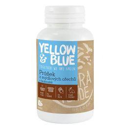 Prášek z mýdlových ořechů dóza  Yellow & Blue  100g