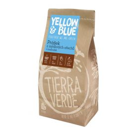 Prášek z mýdlových ořechů sáček Yellow & Blue 500g