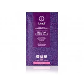 Práškový šampón MYTÍ ROSTLINAMI - SENSITIVE Khadi 50 g