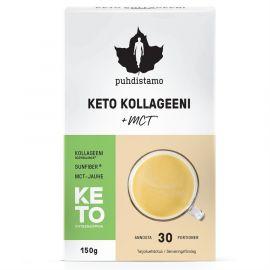 Premium Keto Kollagen + MCT (Kolagenové peptidy Bodybalance® s MCT) Puhdistamo 150g
