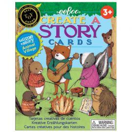 Příběhy z karet - Město zvířátek EeBoo