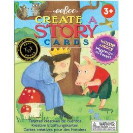 Příběhy z karet - Tajemný les EeBoo
