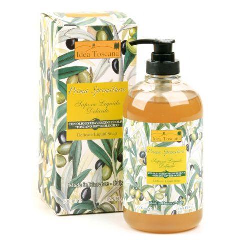 Jemné tekuté mýdlo organické Prima Spremitura 500ml