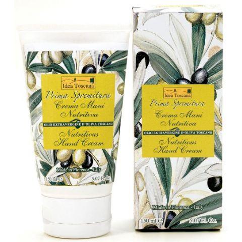 Výživný krém na ruce a nehty organický Prima Spremitura 150ml