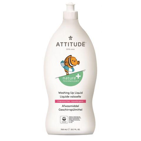 Přípravek na mytí nádobí Attitude 700ml