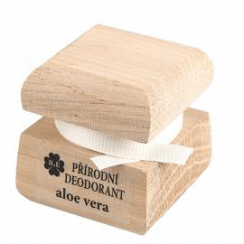 Přírodní krémový deodorant Aloe vera RaE 15ml