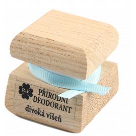Přírodní krémový deodorant Divoká višeň RaE 15ml