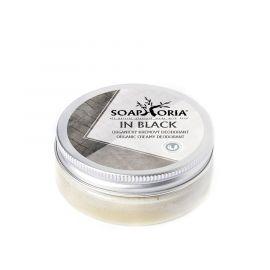 Přírodní krémový deodorant In Black Soaphoria 50ml