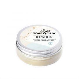 Přírodní krémový deodorant In White Soaphoria 50ml
