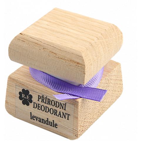 Přírodní krémový deodorant Levandule RaE 15ml