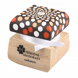 Přírodní krémový deodorant mandala Kašmír 15ml