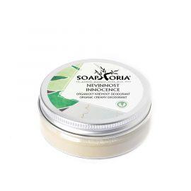 Přírodní krémový deodorant  Nevinnost  Soaphoria 50ml