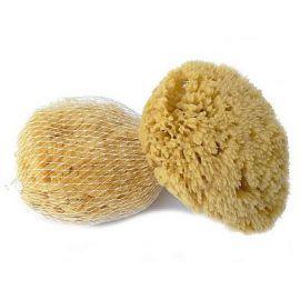 Přírodní mořská houba -žlutá  pacifická (11-12cm)