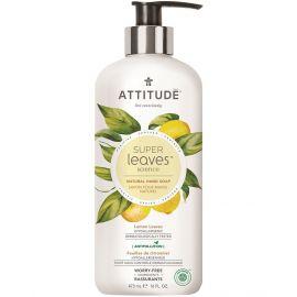 Přírodní mýdlo na ruce s detoxikačním účinkem Citrusové listy Attitude Super leaves 473ml