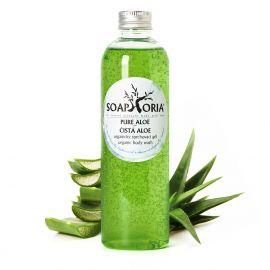 Přírodní sprchový gel Aloe vera Soaphoria 250ml