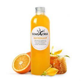 Přírodní tekutý šampon NutriShamp Soaphoria 250ml