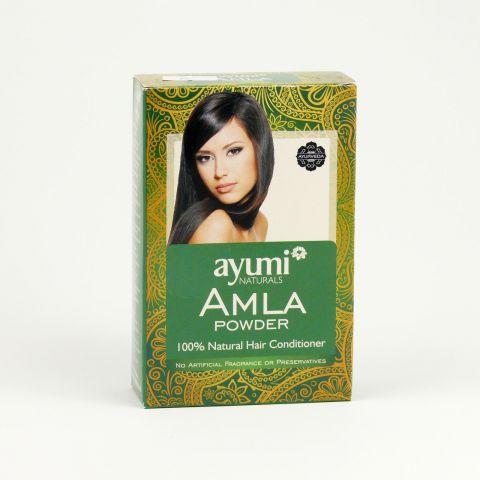Přírodní vlasový kondicionér Ayuuri Prášek AMLA - 100 g
