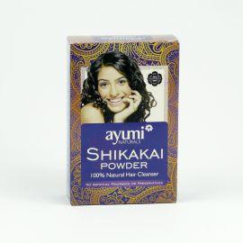 Přírodní vlasový šampon Ayuuri Prášek SHIKAKAI 100g