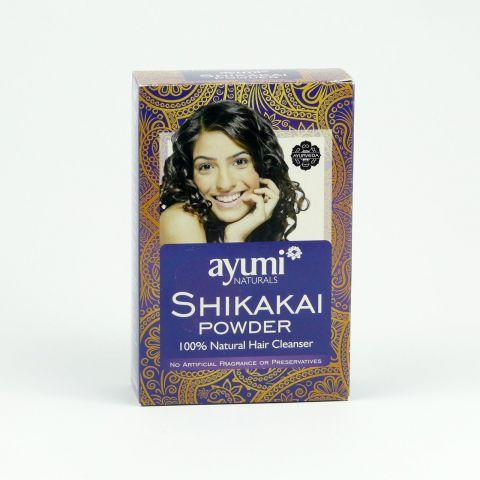 Přírodní vlasový šampon Ayumi Prášek SHIKAKAI 100g