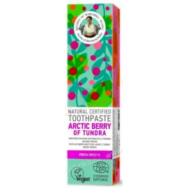 Přírodní zubní pasta Polární bobule tundry Agáta 85g