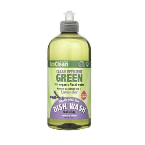 Prostředek na mytí nádobí  Levandule Eco Clean 500 ml