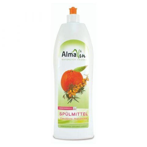 Prostředek na nádobí Bio Rakytník - Bio Mandarinka AlmaWin 1L