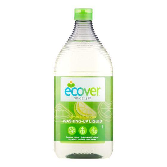 ECOVER Prostředek na nádobí s aloe vera a citrónem 450 ml