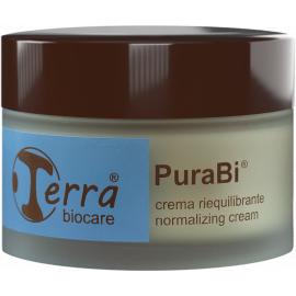 PuraBi - Vyvažující krém Terra BioCare 50 ml
