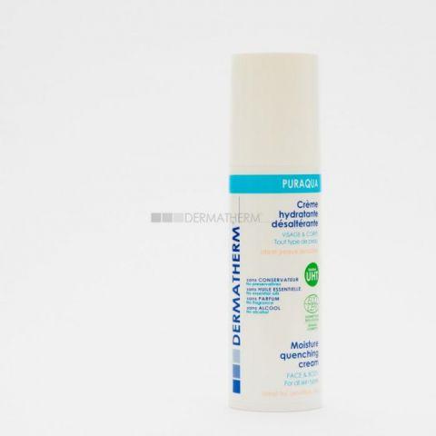 Bio hydratační krém Puraqua Dermatherm 150ml