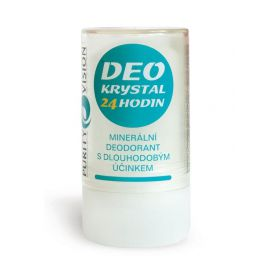 Deo krystal 24hodin PURITY VISION  120g