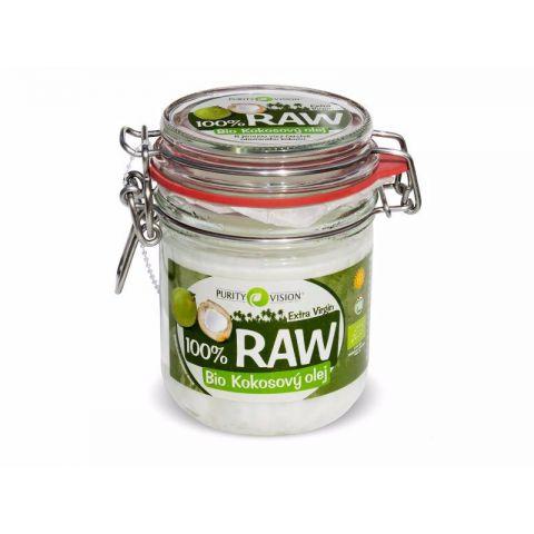 RAW Kokosový olej BIO Purity Vision 300 ml