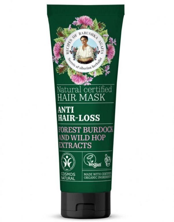 Agáta RBA - Přírodní maska proti vypadávání vlasů 200 ml