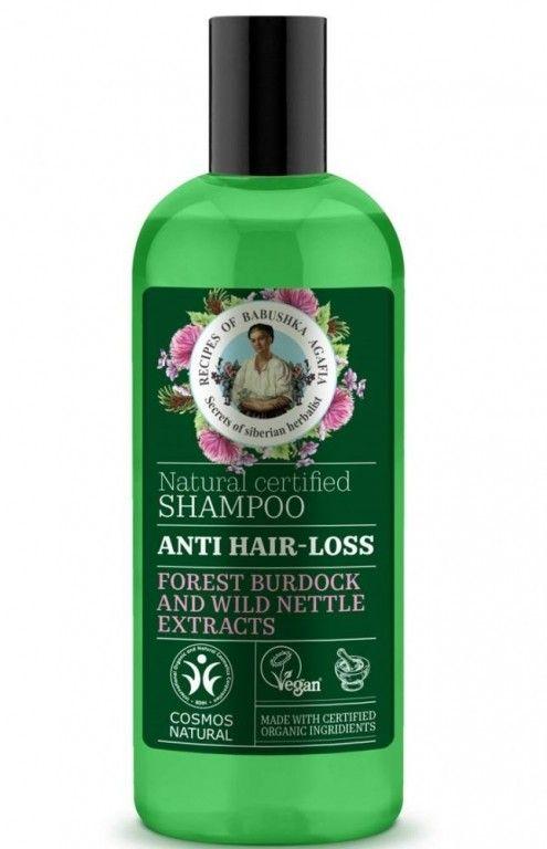 Agáta RBA Přírodní šampon proti vypadávání vlasů 260 ml