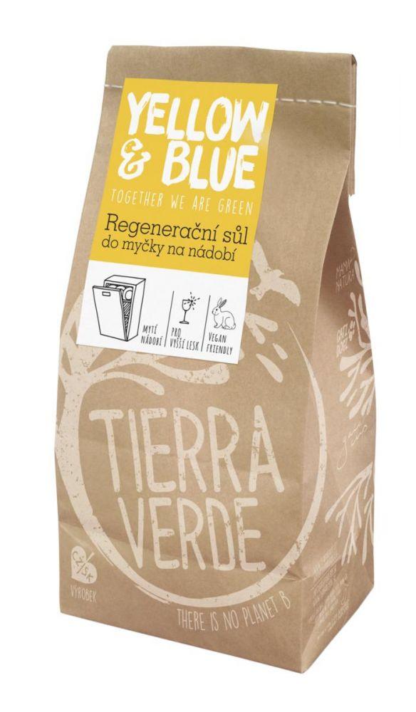 Yellow & Blue Regenerační sůl do myčky na nádobí 2 kg